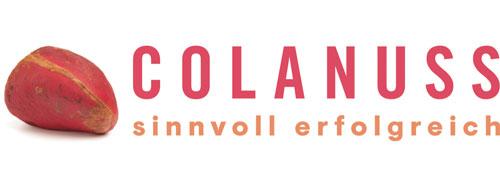 colanuss - bisheriges Logo für Slider
